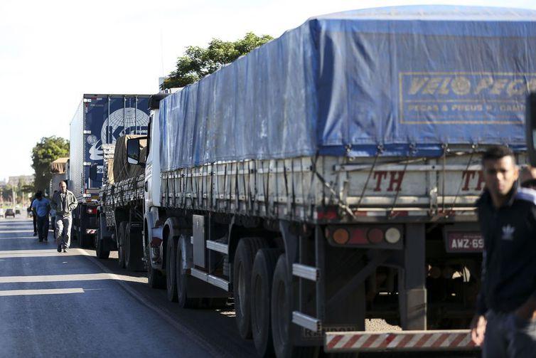 Greve dos caminhoneiros: um exemplo – Wilson Bezerra de Moura