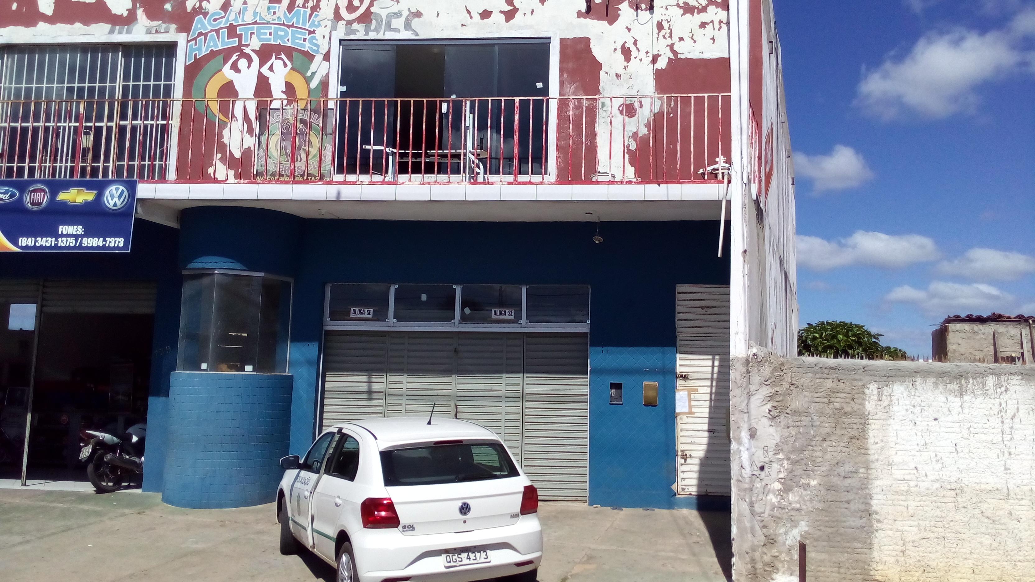O trabalho foi concentrado na região Seridó do estado. Em Currais Novos, duas academias foram interditadas, Academia Halteres e Corpus Academia.