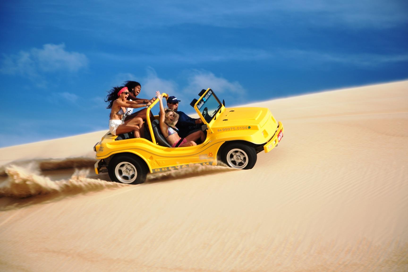 Número de turistas estrangeiros cresceu quase 20% no primeiro semestre no RN