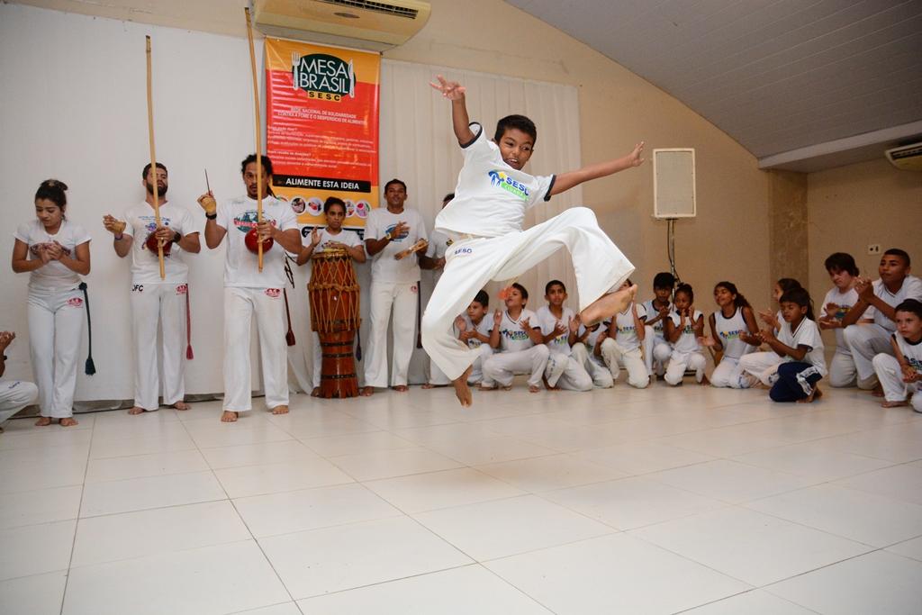Capoeiristas da Associação Brasileira de Apoio e Desenvolvimento da Arte-Capoeira (ABADA) também participarão do evento.