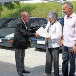 TRT-RN doa veículos para o IFRN