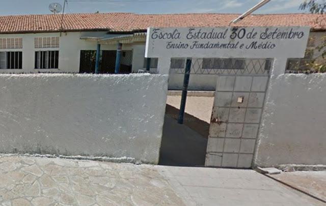 Criminosos assaltam escola e torturam vigilante em Mossoró