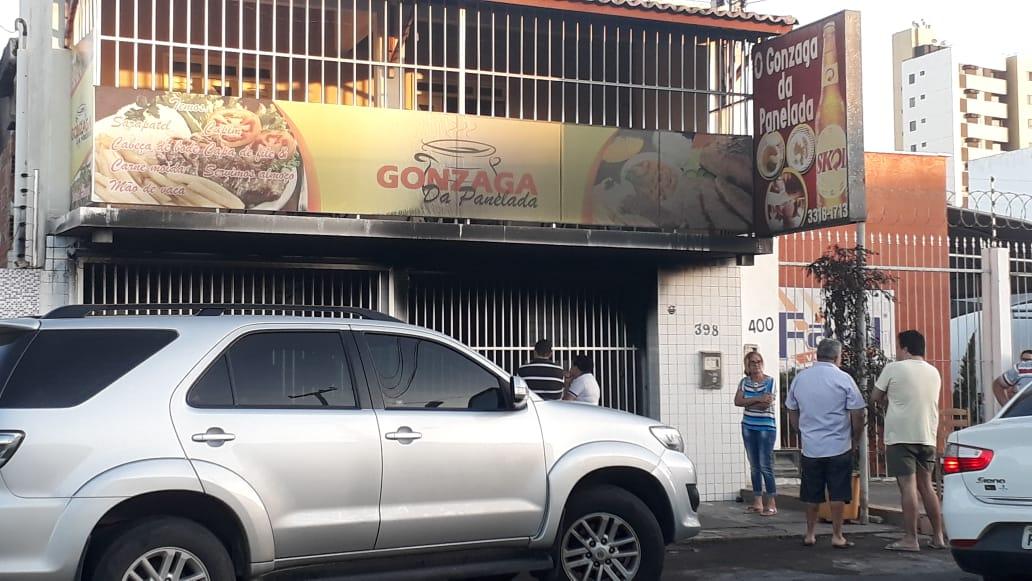 Incêndio destrói restaurante Gonzaga da Panelada em Mossoró