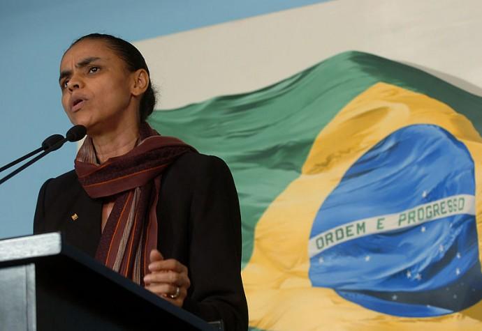 TSE manda retirar da internet fake news sobre Marina Silva