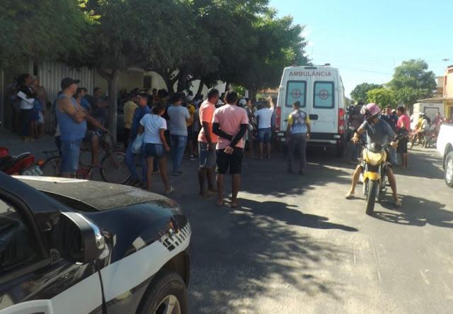 Comerciante é vítima de tentativa de homicídio próximo ao mercado Vuco Vuco