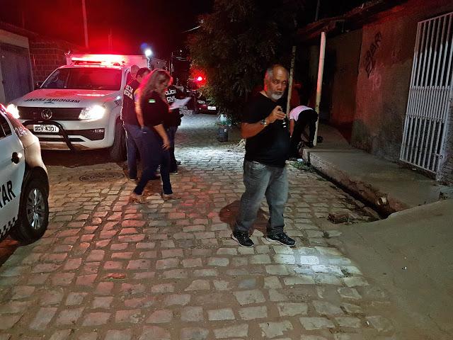 Andarilho é encontrado morto no bairro Belo Horizonte