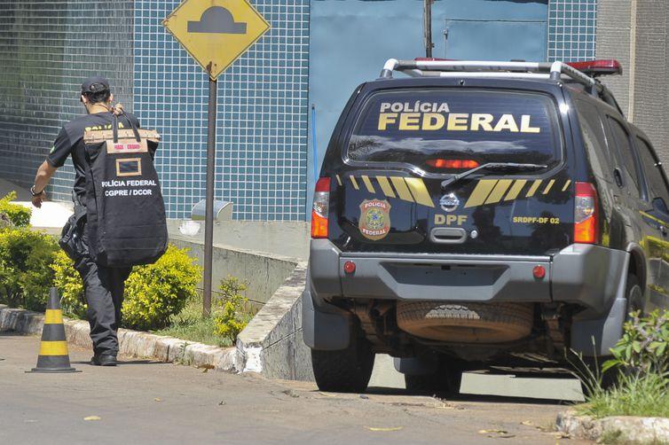 PF deflagra operação para investigar crimes eleitorais em Pernambuco