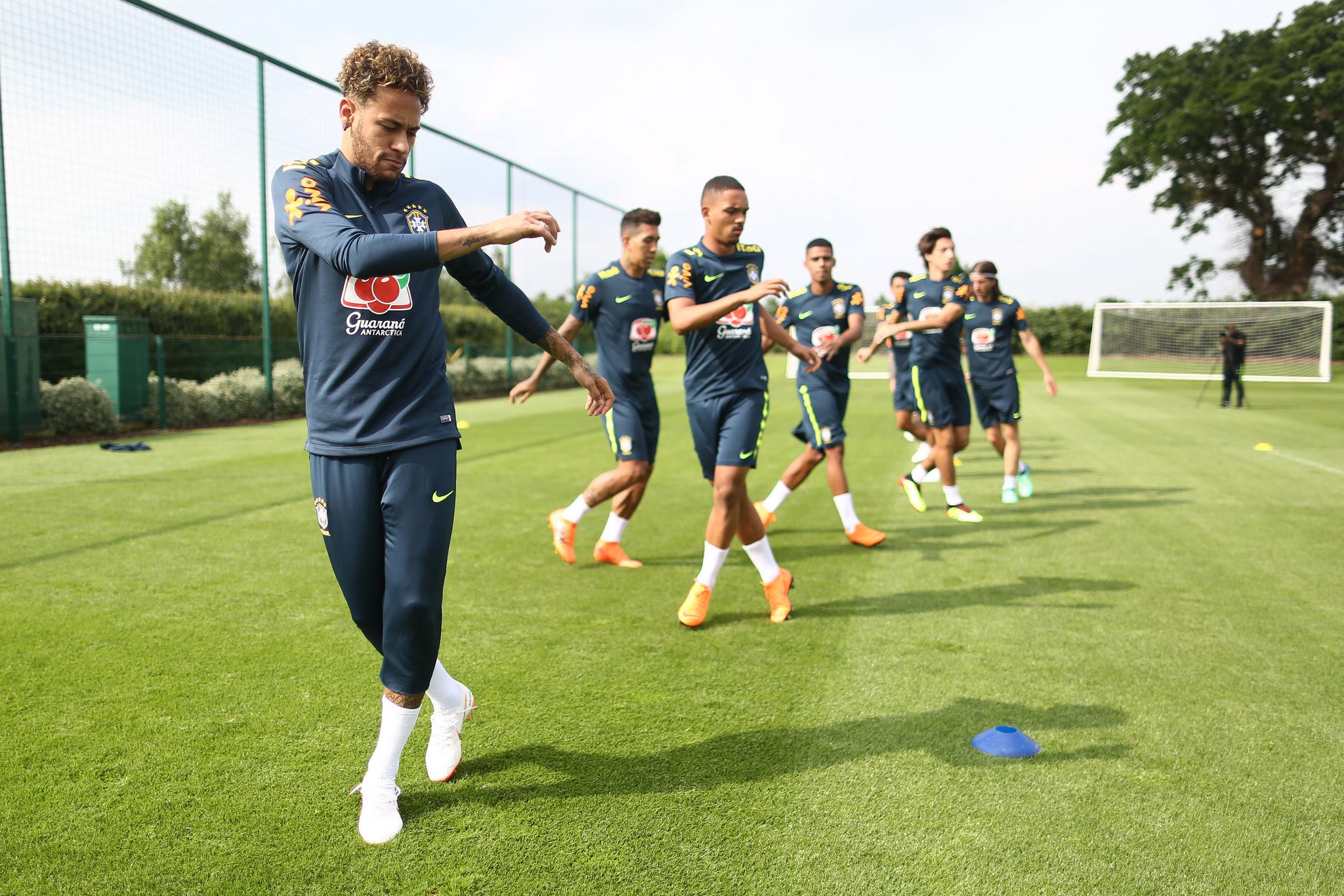 Sem Neymar, Brasil faz amistoso contra a Croácia neste domingo