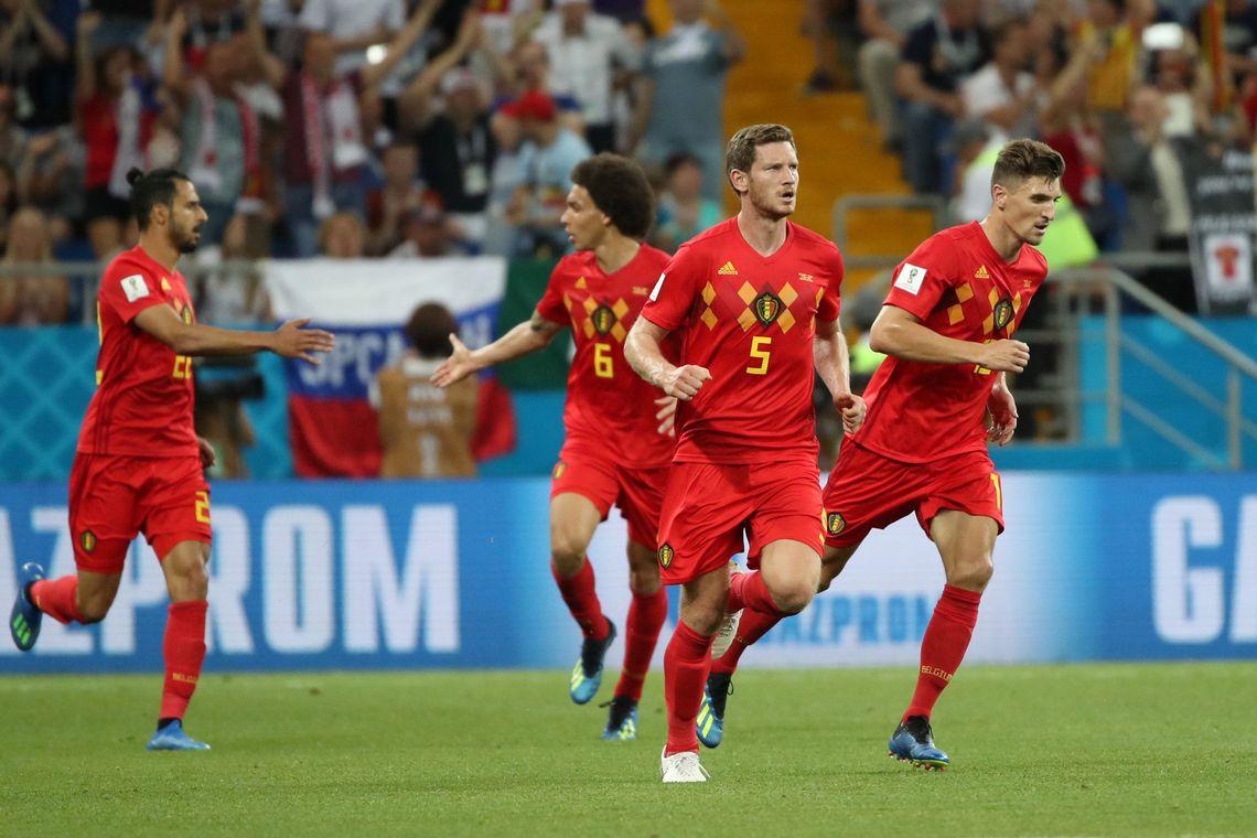 França e Bélgica se enfrentam em São Petersburgo nas semifinais da Copa