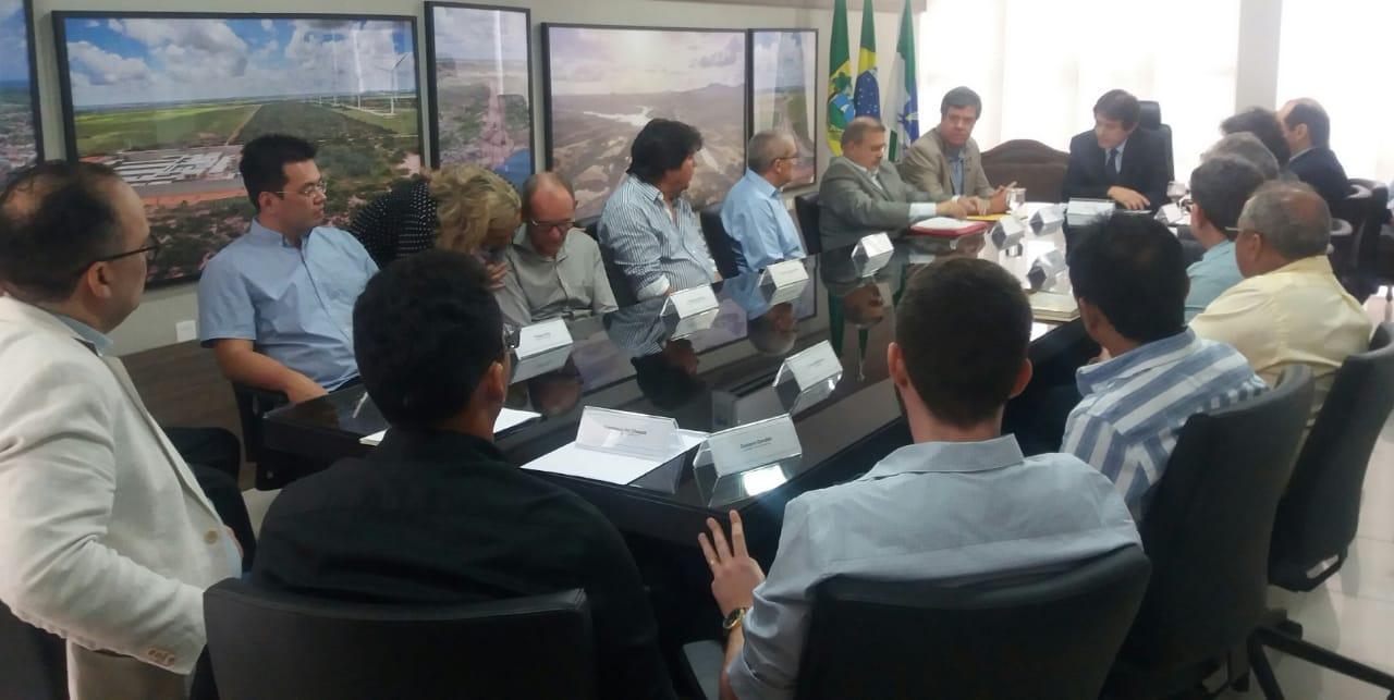 De acordo com o presidente do COEX, Luiz Roberto Barcelos, os dois produtos já são reconhecidos pela Receita Federal e por vários estados nordestinos.