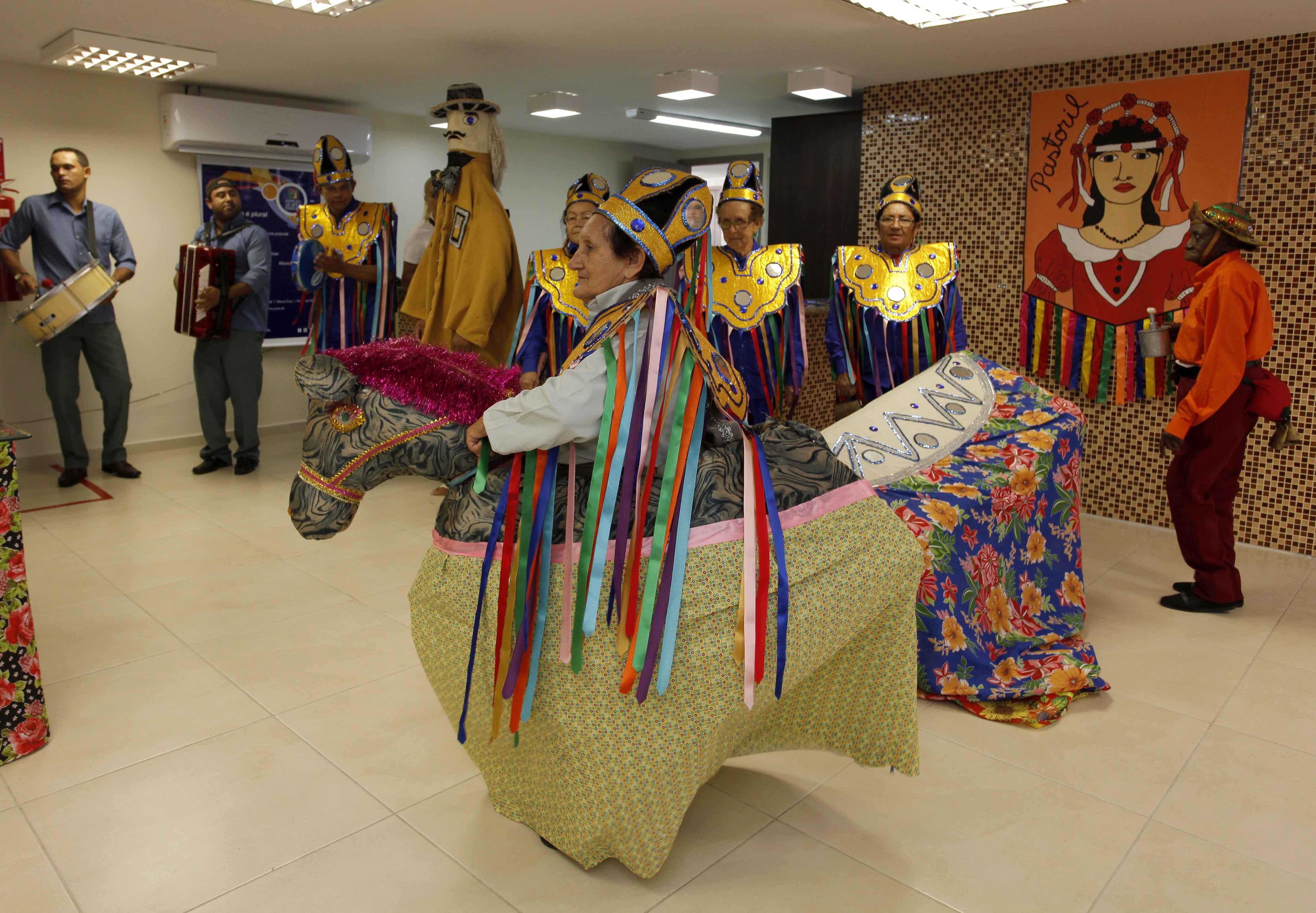A Mostra Sesc de Arte e Cultura é mais uma iniciativa de promoção e resgate à cultura.