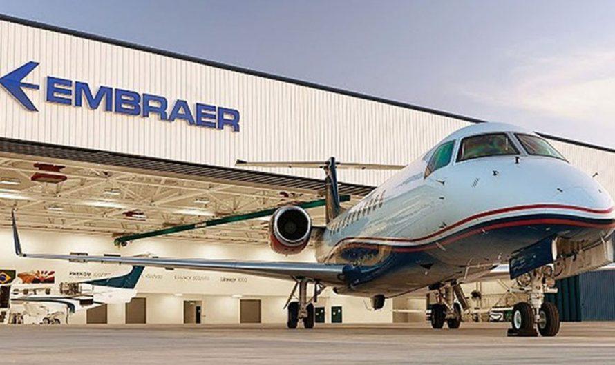 A Embraer vendeu mais de 400 jatos E175 para companhias aéreas da América do Norte desde janeiro de 2013.