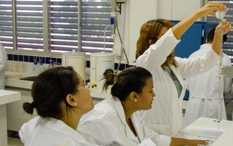A produção cientifica da Ufersa foi fundamental para a entrada no ranking deste ano. Foto: Eduardo Mendonça.