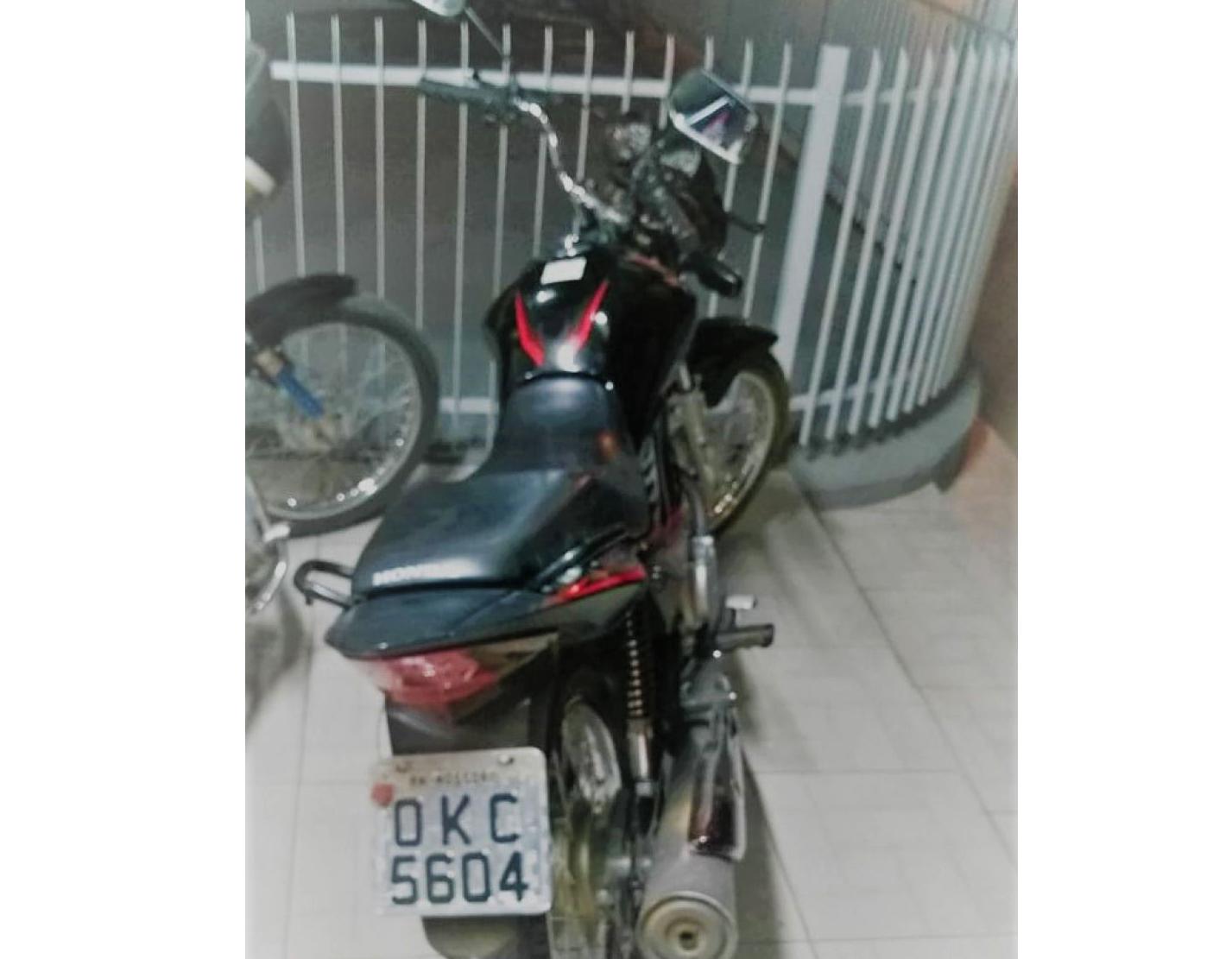 Adolescente é apreendido minutos após roubar moto em Mossoró
