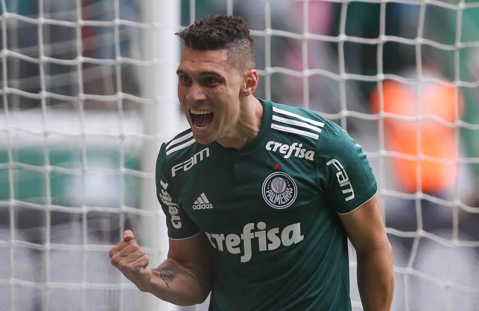 Palmeiras vence Nacional-URU na segunda rodada da Copa Santiago