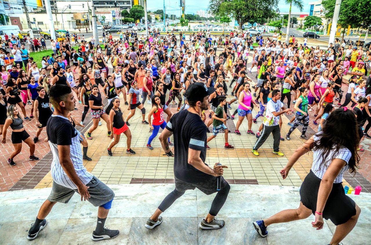 A ação é desenvolvida em parceria com a Prefeitura Municipal de Mossoró, no Corredor Cultural Professor Antônio Gonzaga Chimbinho.