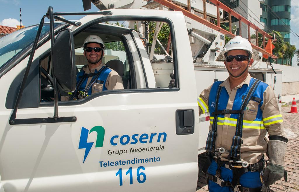 Cosern abre seleção para curso gratuito de eletricista em Natal e Mossoró