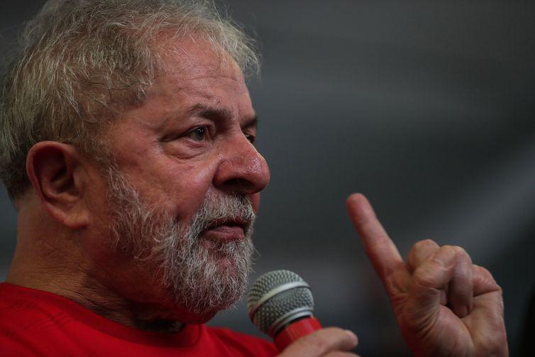 TSE pode julgar nesta sexta o registro da candidatura de Lula à Presidência