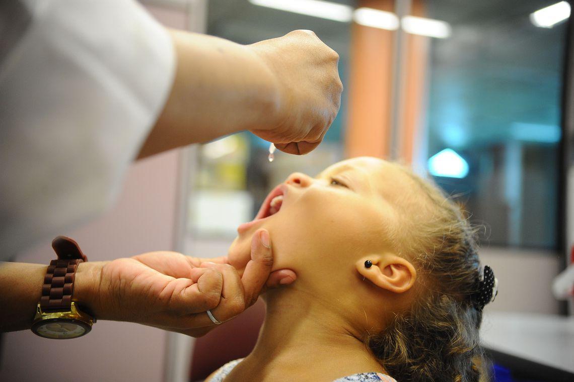 Postos de Saúde abrirão neste sábado para Dia D de vacinação contra pólio e sarampo