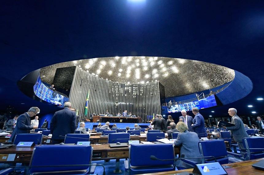 Plenário do Senado confirma decisão da CCJ e projeto que muda regras eleitorais volta à Câmara
