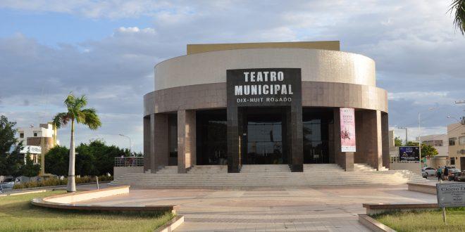 Aniversário do Teatro Dix-Huit Rosado terá bazar de arrecadação para a Liga Mossoroense de Combate ao Câncer