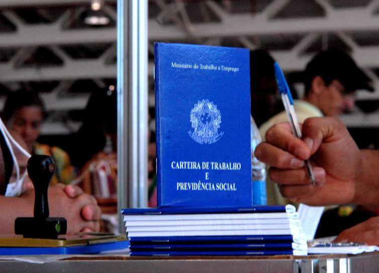 Acordo facilitará acesso do trabalhador à carteira profissional em todo o país - Marcello Casal/Arquivo/Agência Brasil