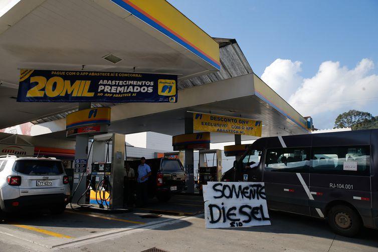 ANP anuncia alta no preço do óleo diesel