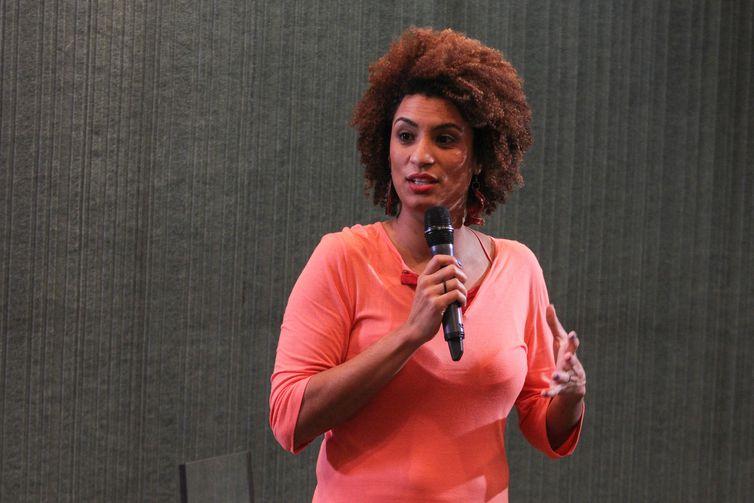 A vereadora Marielle Franco, que estava no primeiro mandato, foi morta no dia 14 de março - Guilherme Cunha/Alerj