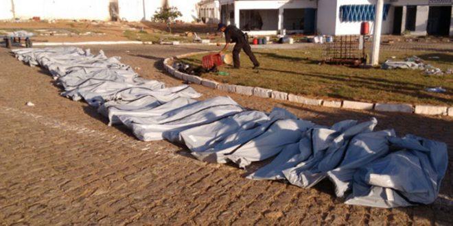 Relatório diz que há 71 presos desaparecidos após rebelião na Penitenciária de Alcaçuz