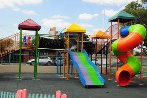 Parque da Criança deverá ser entregue em outubro