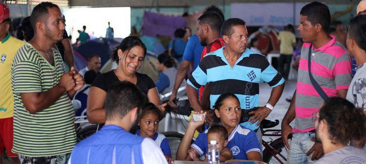 Refugiados venezuelanos buscam em outros países melhores condições de vida      (Acnur/Reynesson Damasceno)