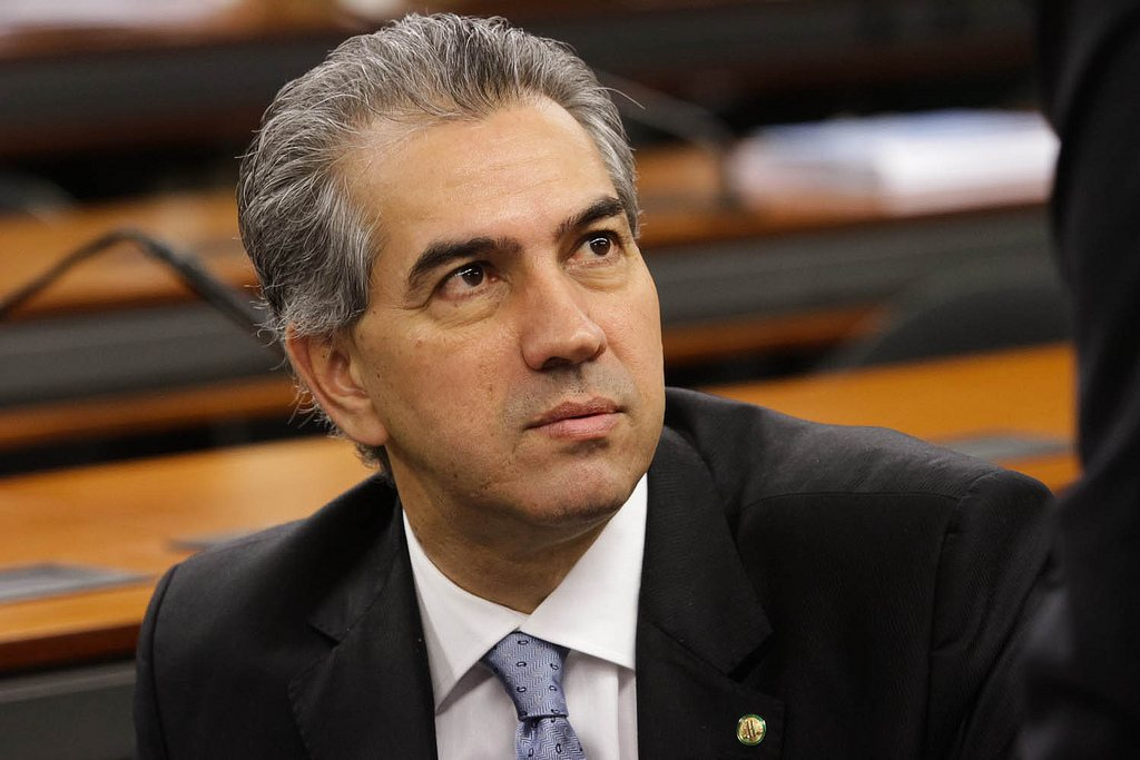 Governador Reinaldo Azambuja MS