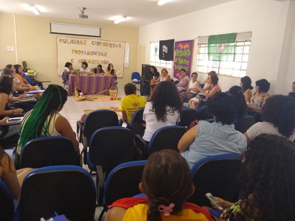 Agricultoras de seis territórios do Rio Grande do Norte discutem na Ufersa políticas públicas para atuação no campo/Foto: Passos Júnior