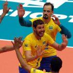 Brasil terá EUA e Rússia como rivais na 3ª fase do Mundial masculino de vôlei