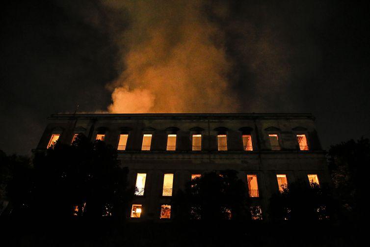 UFRJ tem histórico de incêndios nos últimos anos
