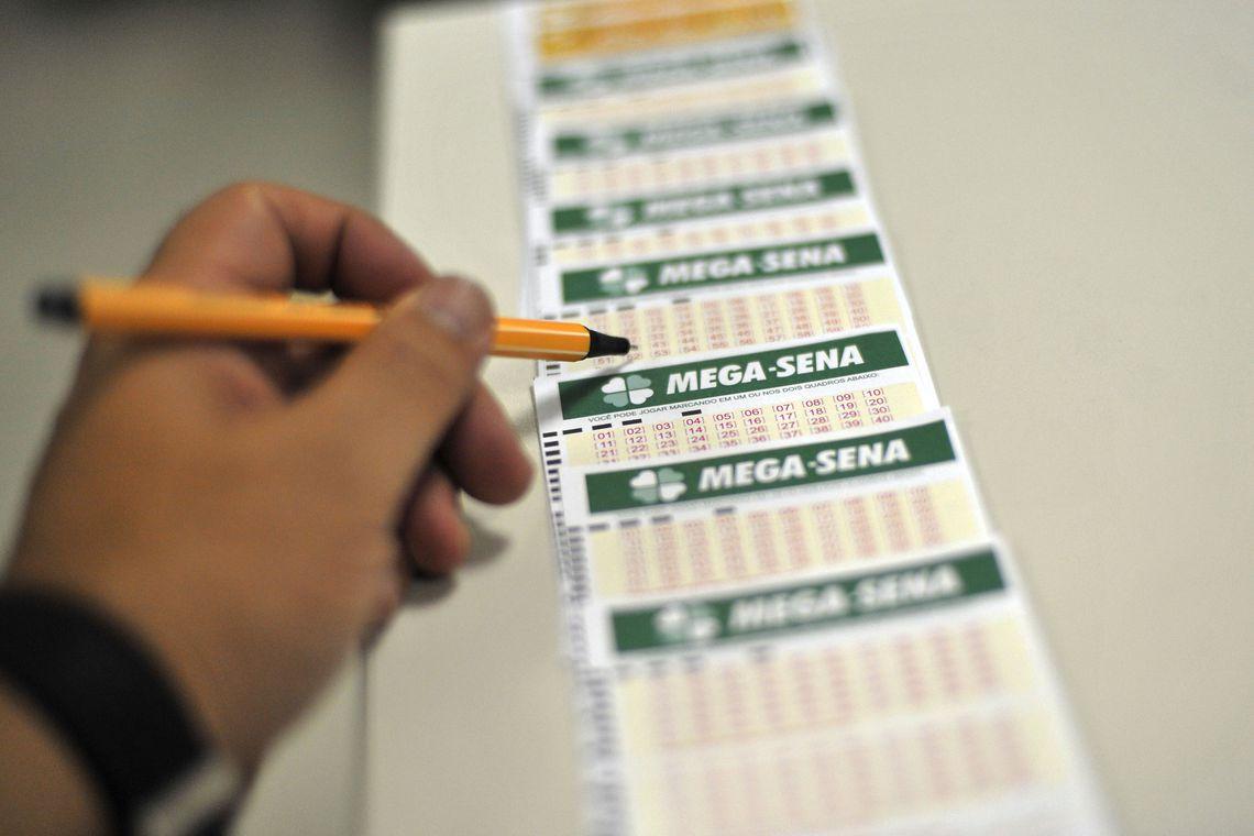 Mega-Sena sorteia nesta terça-feira prêmio de R$ 21,5 milhões