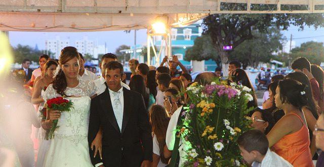 Inscrições para Casamento Coletivo seguem até o final deste mês