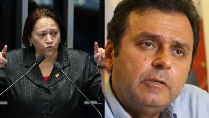 MP Eleitoral apresenta representações contra Carlos Eduardo e Fátima Bezerra