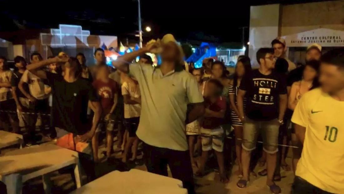 "MPRN investiga ""prova da cachaça"" realizada pela Prefeitura de Rafael Fernandes"