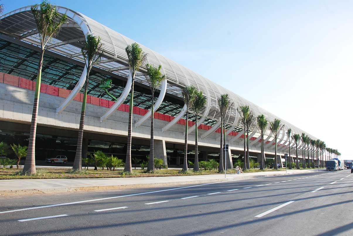 Aeroporto de Natal atinge meta de satisfação no 3º trimestre