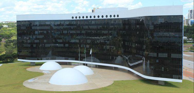 Sede do Tribunal Superior Eleitoral -Divulgação/TSE