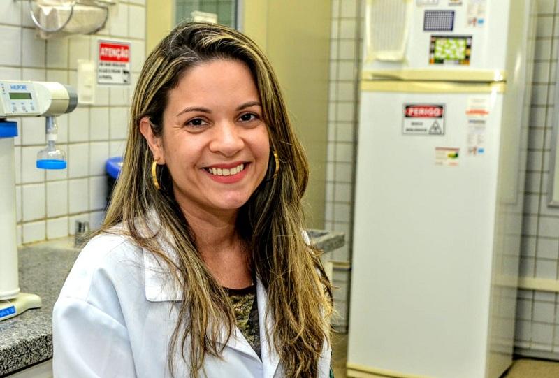 Maria Lúcia Lira de Andrade é autora do estudo - Foto: Wilson Moreno.