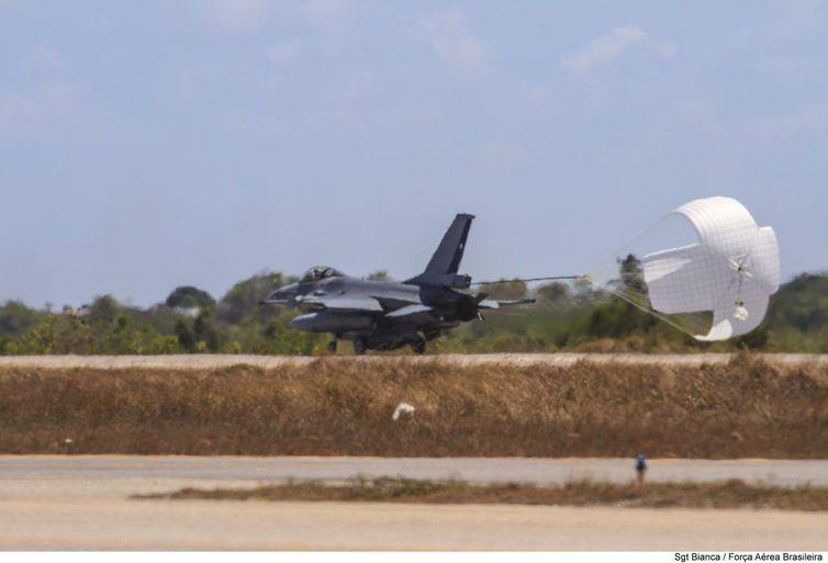 A FAB participa do exercício com 70 aeronaves - Direitos reservados/Sgt. Bianca - Força Aérea Brasileira