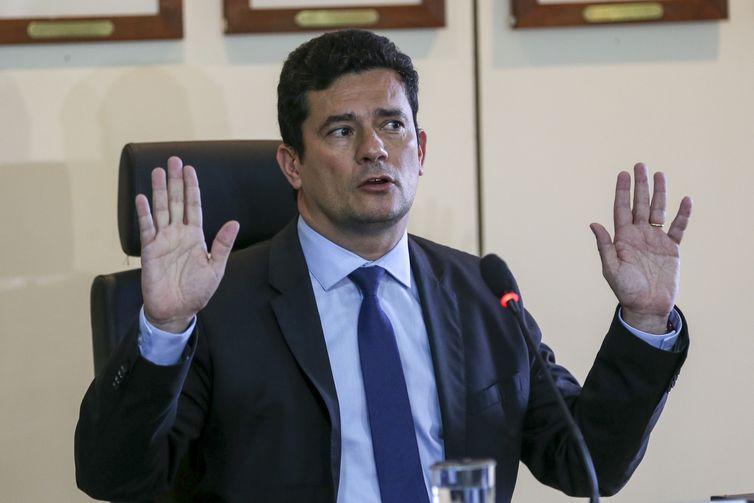 O futuro ministro da Justiça, Sergio Moro - Fabio Rodrigues Pozzebom/Arquivo Agência Brasil