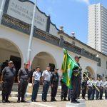 Polícia Militar do RN comemora o Dia da Bandeira