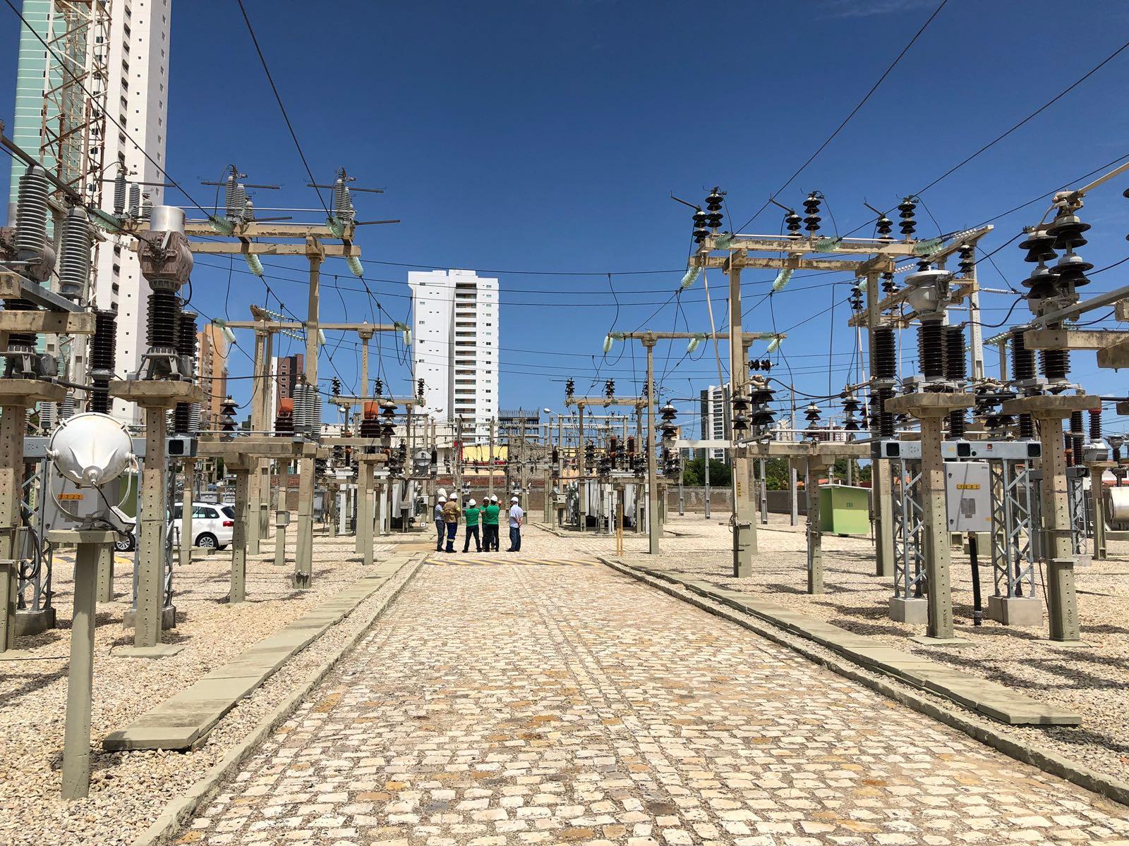 Cosernplaneja investir mais de R$ 330 milhões no sistema elétrico do RN este ano