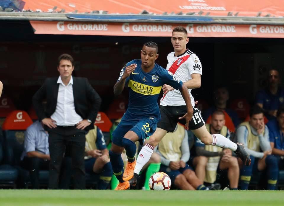 Libertadores: Boca e River empatam no 1º jogo da decisão