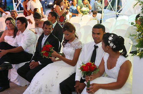 130 casais participarão de Casamento Coletivo no final deste mês