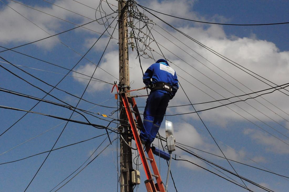 Fornecimento de energia será interrompido em parte de Mossoró no domingo