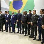 Só um governador do Nordeste participa de encontro em Brasília